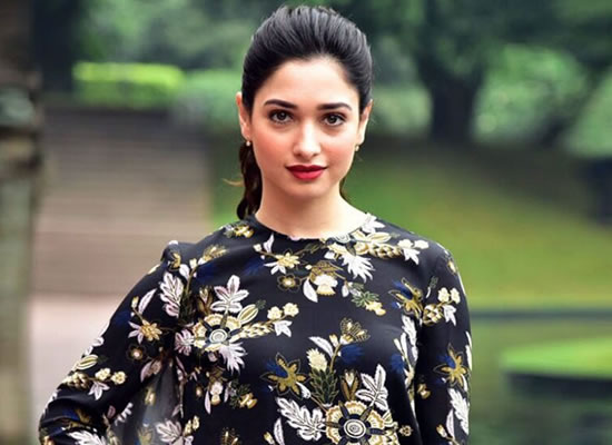 Every film needs a female lead just like a male lead, says Tamannaah Bhatia!