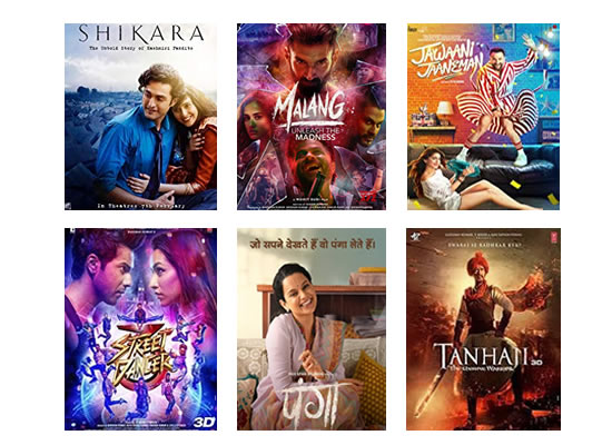 Latest Box Office for this week till 10th February, 2020!