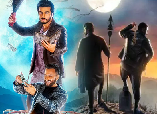 Saif Ali Khan and Arjun Kapoor to become ghost hunters again for Bhoot Police 2!