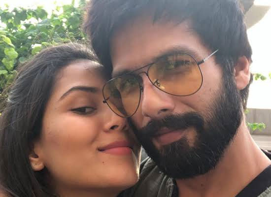 Mira Rajput opens up on age difference with hubby Shahid Kapoor!