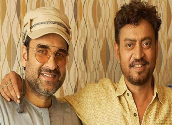 Pankaj Tripathi opens up about his 'favourite' actor Irrfan Khan!