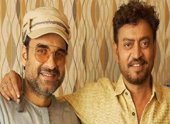Pankaj Tripathi opens up about his 'favourite' actor Irrfan Khan!