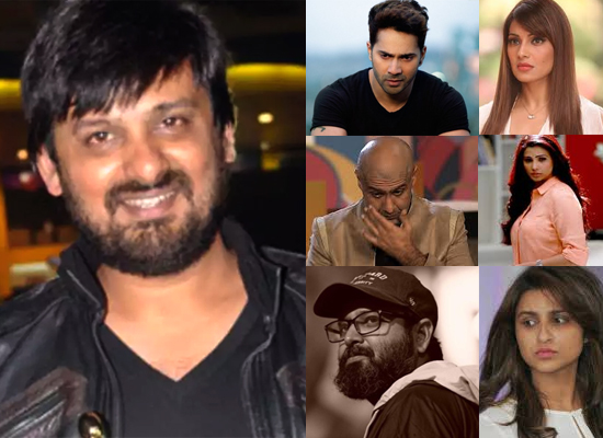 Celebs mourn the music composer Wajid Khan's unfortunate demise!