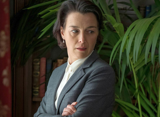 Olivia Williams to play the role of Prince Charles' wife Camilla Parker in The Crown!