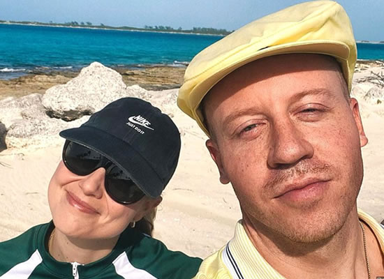 Macklemore's wife Tricia Davis welcomes third baby!