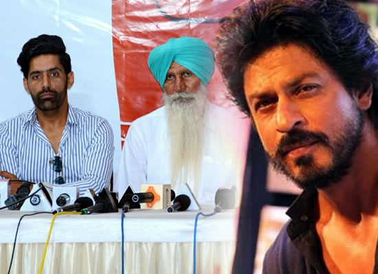 SRK to inspire Karam Batth for making a film on legendary boxer Kaur Singh!