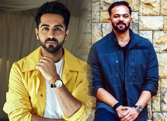 Ayushmann Khurrana wants to do a larger-than-life film with Rohit Shetty!
