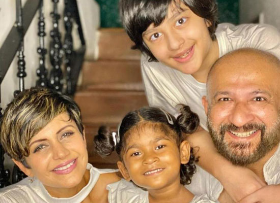 Mandira Bedi welcomes baby girl Tara Bedi Kaushal!