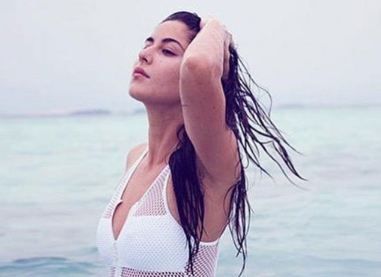 Katrina Kaif's beach avatar in a stunning throwback pic!