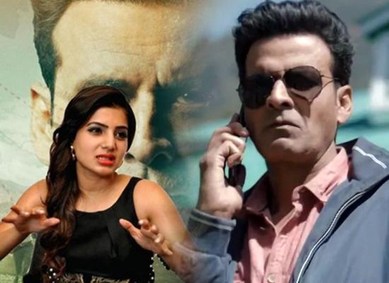Manoj Bajpayee's admiration for his The Family Man 2 costar Samantha Akkineni!