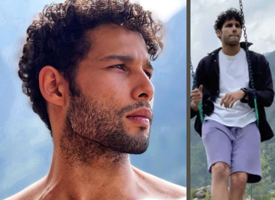 Siddhant Chaturvedi recalls his childhood with a beautiful poem!