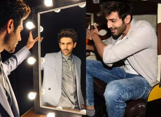 Kartik Aaryan recalls his struggling days in Mumbai!