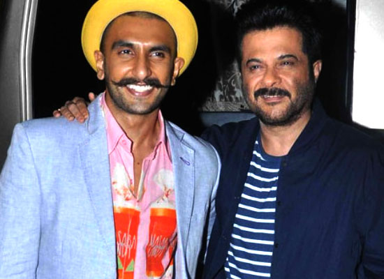 Ranveer Singh to step into the shoes of Anil Kapoor for Mr India's spin off?