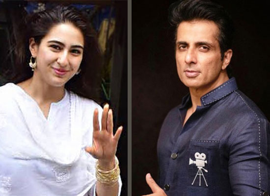 Sonu Sood calls Sara a 'hero' for contributing to his Covid-19 relief work!