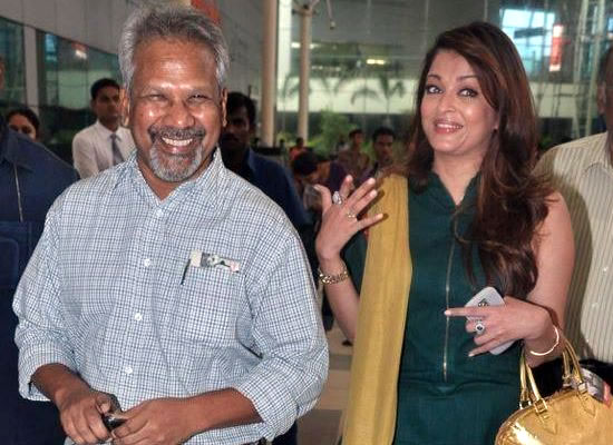 Mani Ratnam is my mentor, says Aishwarya Rai Bachchan!