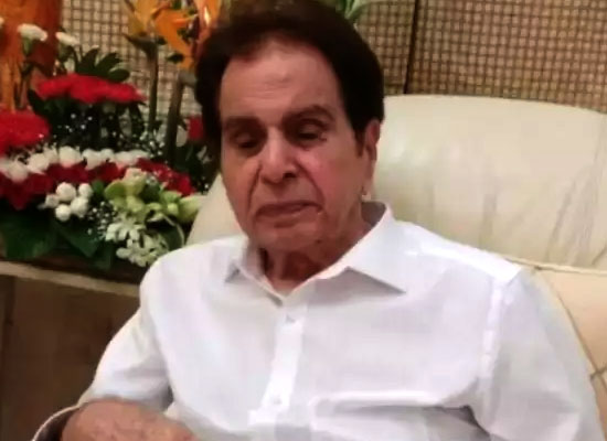 Dilip Kumar put on oxygen support after diagnosed with bilateral pleural effusion!