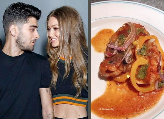 Gigi Hadid opens up about Zayn Malik's 'masterchef' level cooking skills!
