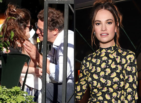 Lily James cancels appearance of Tonight Show amidst the ongoing controversy!