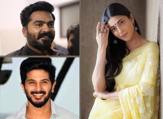 Shruti Haasan to star in Dulquer Salmaan and Simbu starrer remake of Aval Appadithaan!