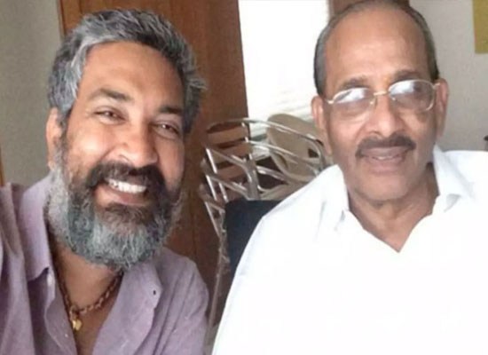Writer and SS Rajamouli's father tests positive for Covid 19!