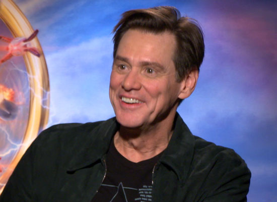 Jim Carrey to play the evil genius in his upcoming film 'Sonic the Hedgehog'!