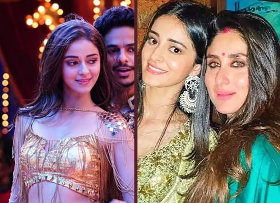 Kareena Kapoor's 'Hot' comment for Khaali Peeli star Ananya Pandey!