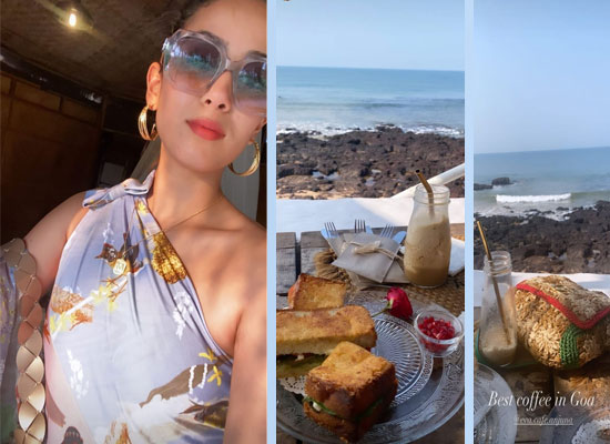 Shahid Kapoor and Mira Rajput's getaway to Goa filled with fun and food!