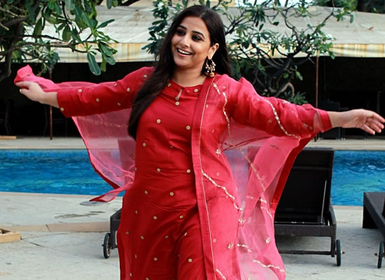 Vidya Balan reveals about her love for comedy films!