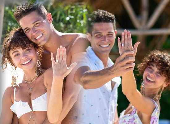 Sarah Hyland to reveal about her perfect engagement ring from fiance Wells Adams!