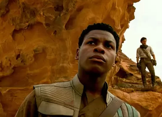 John Boyega opens up about his final appearance in Star Wars!