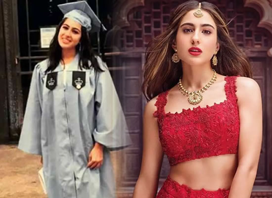Sara Ali Khan reveals about her alternative career if not acting!