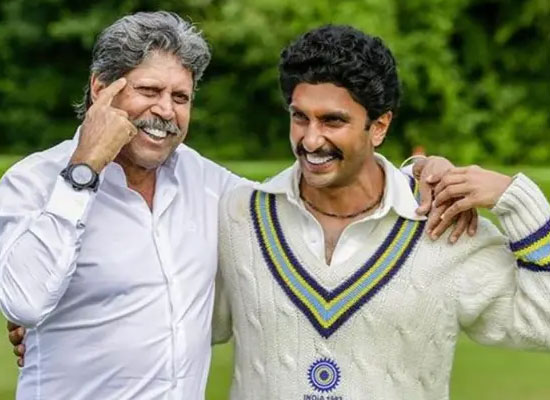 Kapil Dev opens up on the casting of his biopic '83!