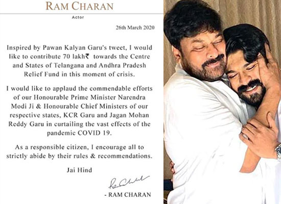 Chiranjeevi to welcome his son Ram Charan on Twitter with a lovely message!