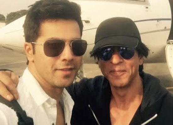 Varun Dhawan to star in SRK's next production?