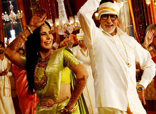 Amitabh Bachchan and Katrina Kaif come together for Vikas Bahl's next?