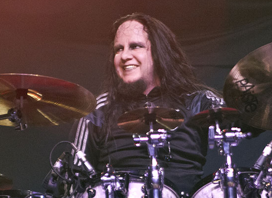 Drummer Joey Jordison passes away at the age of 46!