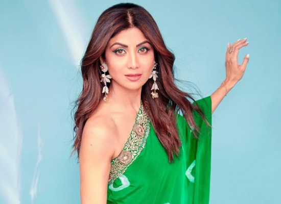 Shilpa Shetty urges fans to use energy to believe and heal!
