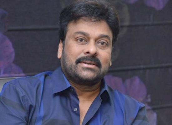 Chiranjeevi starrer Acharya's shoot begins in Ramoji Film City?
