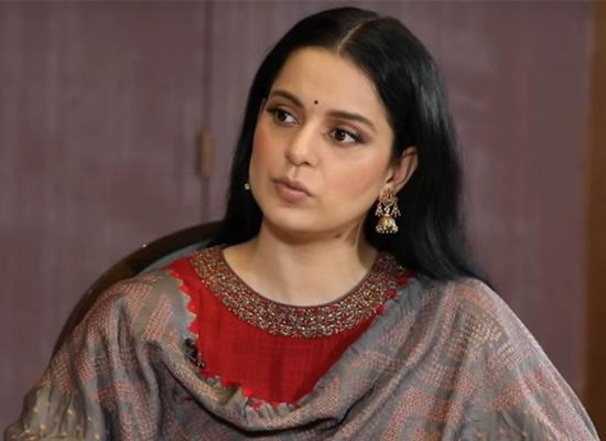 Kangana Ranaut opens up on motherhood!