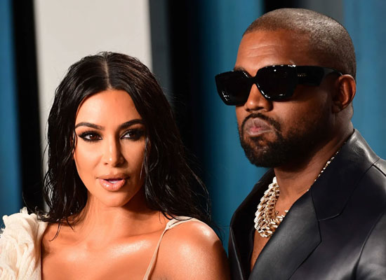 Kim Kardashian files for divorce from Kanye West after six years of marriage!