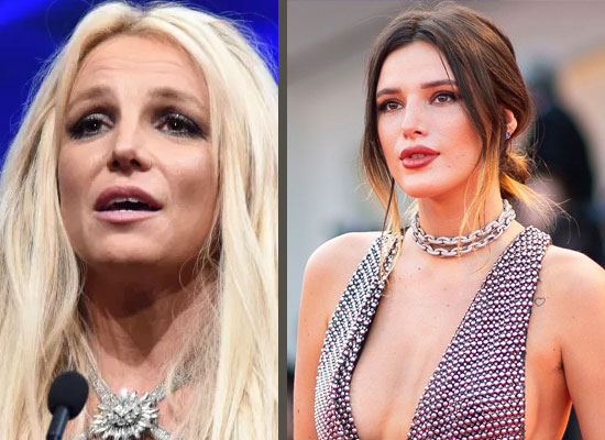 Bella Throne opens up about Framing Britney Spears documentary!