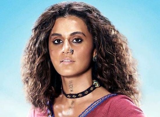 Gender testing is the only reason I decided to do Rashmi Rocket, says Taapsee Pannu!