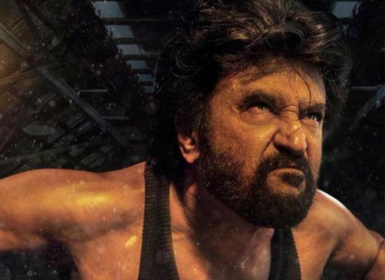 Rajinikanth's intense look in the latest poster of Darbar!