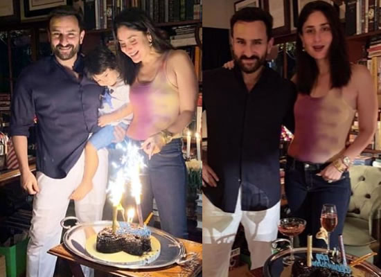 Kareena is quiet and a private person, reveals hubby Saif Ali Khan!