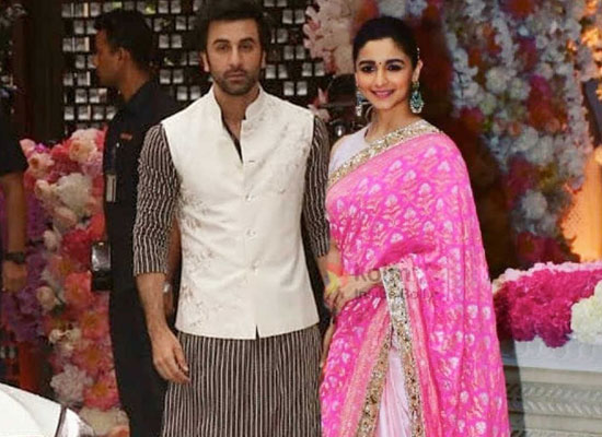 Alia Bhatt opens up on wedding with Ranbir Kapoor!