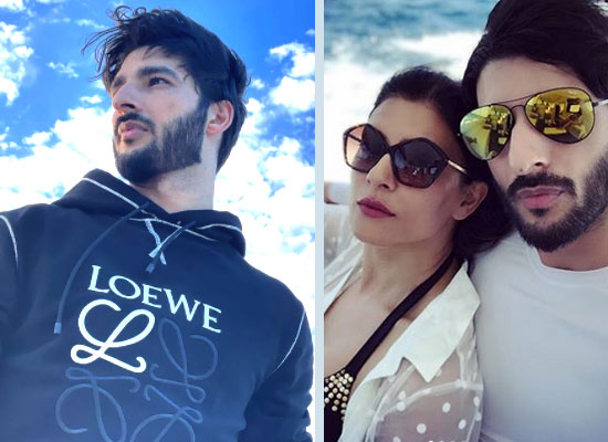 Sushmita Sen turns photographer for beau Rohman Shawl!