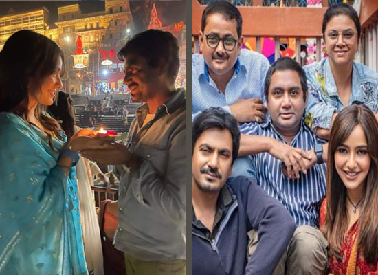 Nawazuddin Siddiqui wraps up 'Jogira Sara Ra Ra!' with Neha Sharma!