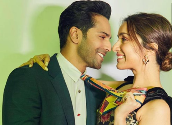 Shraddha Kapoor's witty reply when fans asked her to marry Varun Dhawan!