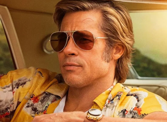 Brad Pitt to star in David Leitch's Bullet Train!