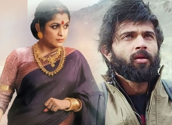 Ramya Krishnan and Vijay Deverakonda to unite for Fighter?